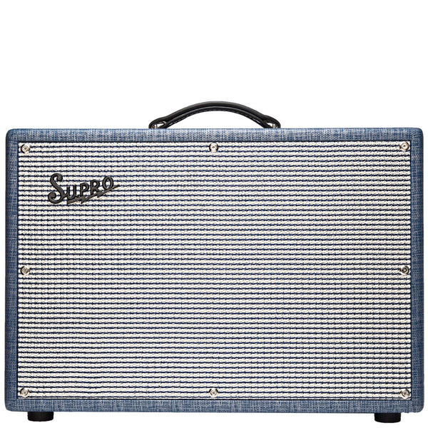 Supro - 1690T - Coronado 2x10 Tube Amplifier (240v) - Vintage Guitar Boutique