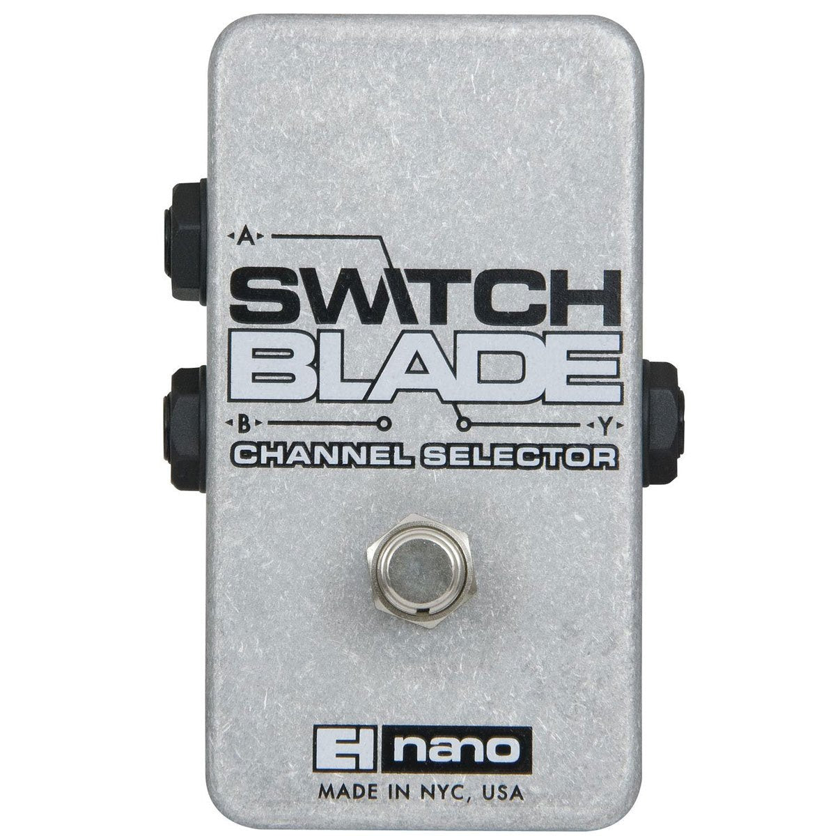 Electro Harmonix - Switchblade - Passive Channel Selector | Lucky Fret Music Co.