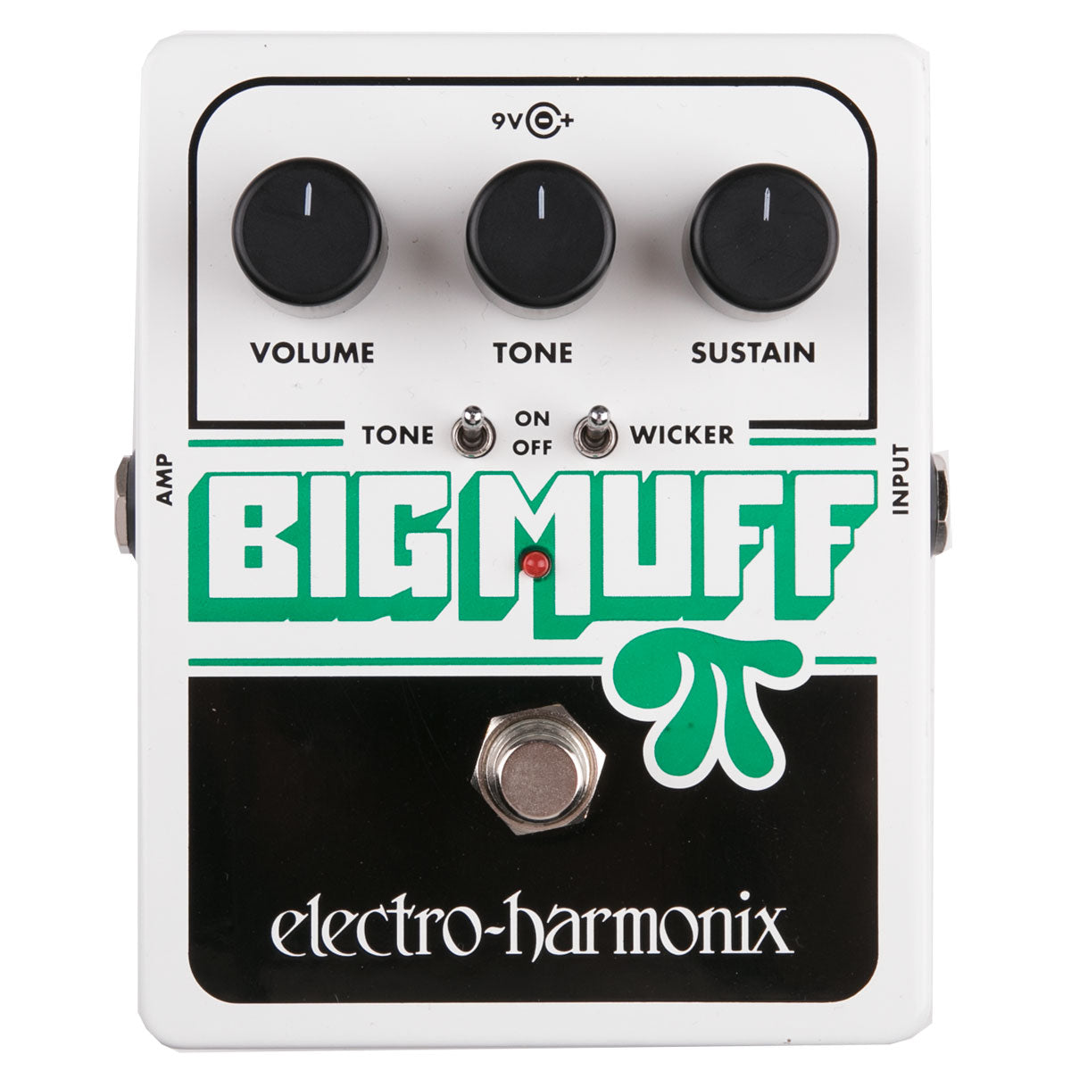 Electro Harmonix - Big Muff Pi W/Tone Wicker - Distortion/Sustainer | Lucky Fret Music Co.