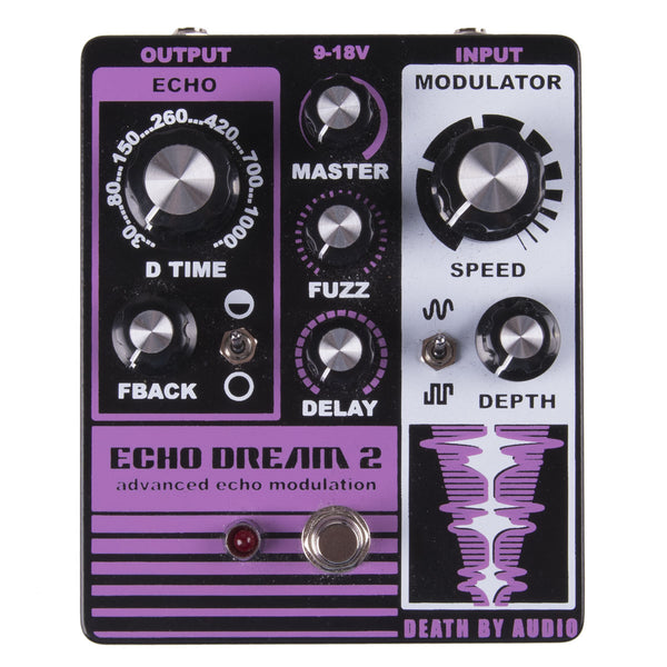 Used Death By Audio Echo Dream 2