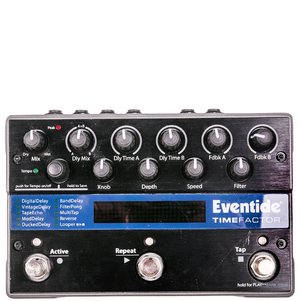 Used Eventide Time Factor - Delay