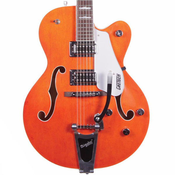2014 Used Gretsch G5420T Electromatic - Rosewood - Western Orange - Vintage Guitar Boutique - 1