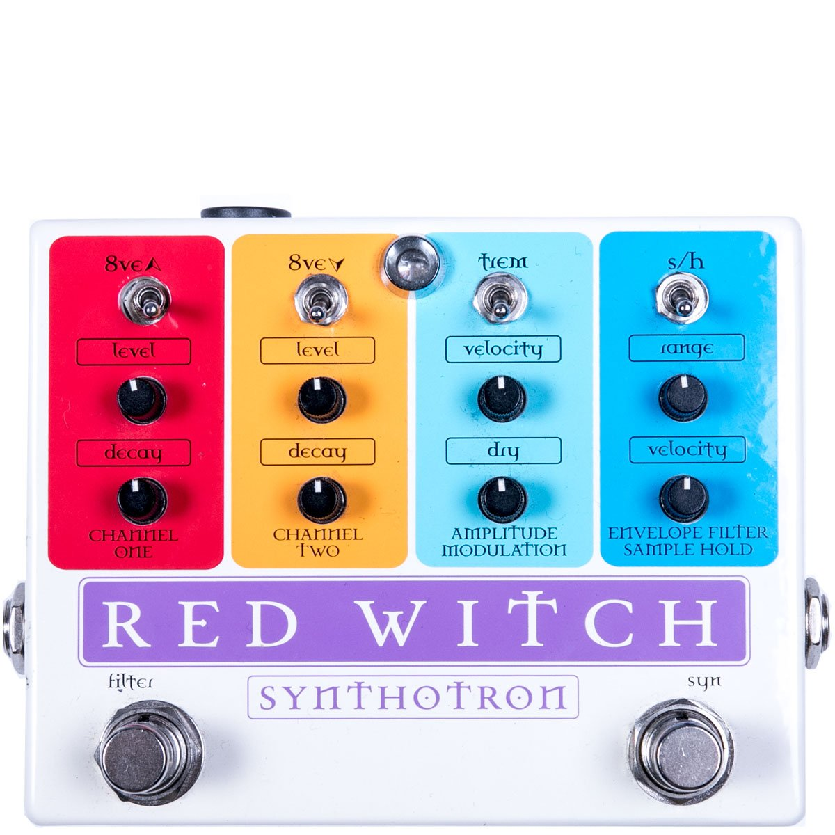 Used Red Witch Synthotron - Filter / Synthesiser / Octaver