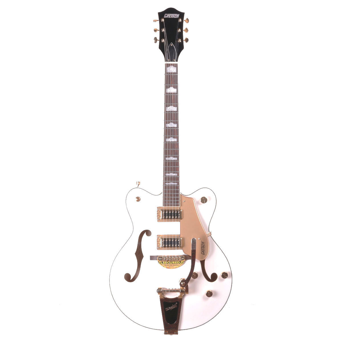 Gretsch G5422TG 2016 Electromatic Hollowbody w/Bigsby - White - Vintage Guitar Boutique - 2