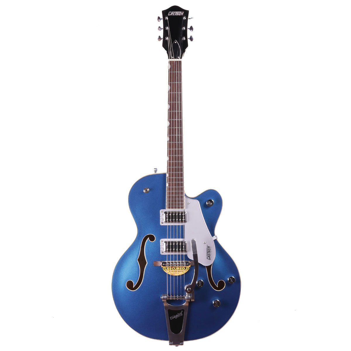 Gretsch G5420T 2016 Electromatic Hollowbody w/Bigsby - Fairlane Blue - Vintage Guitar Boutique - 2