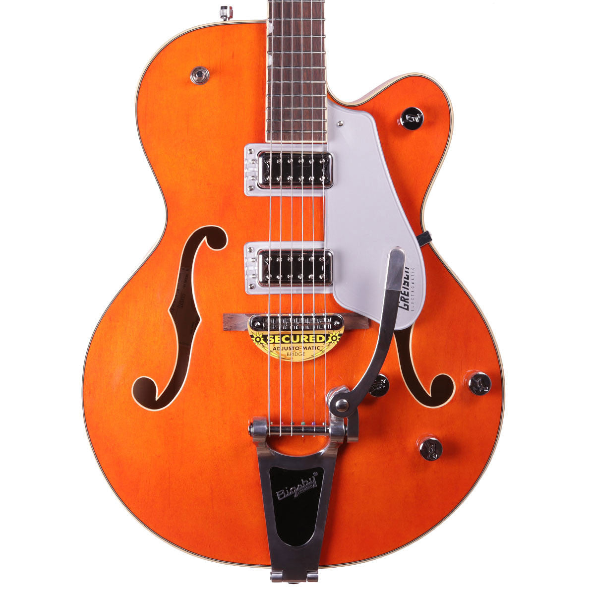 Gretsch G5420T 2016 Electromatic Hollowbody w/Bigsby - Orange - Vintage Guitar Boutique - 1