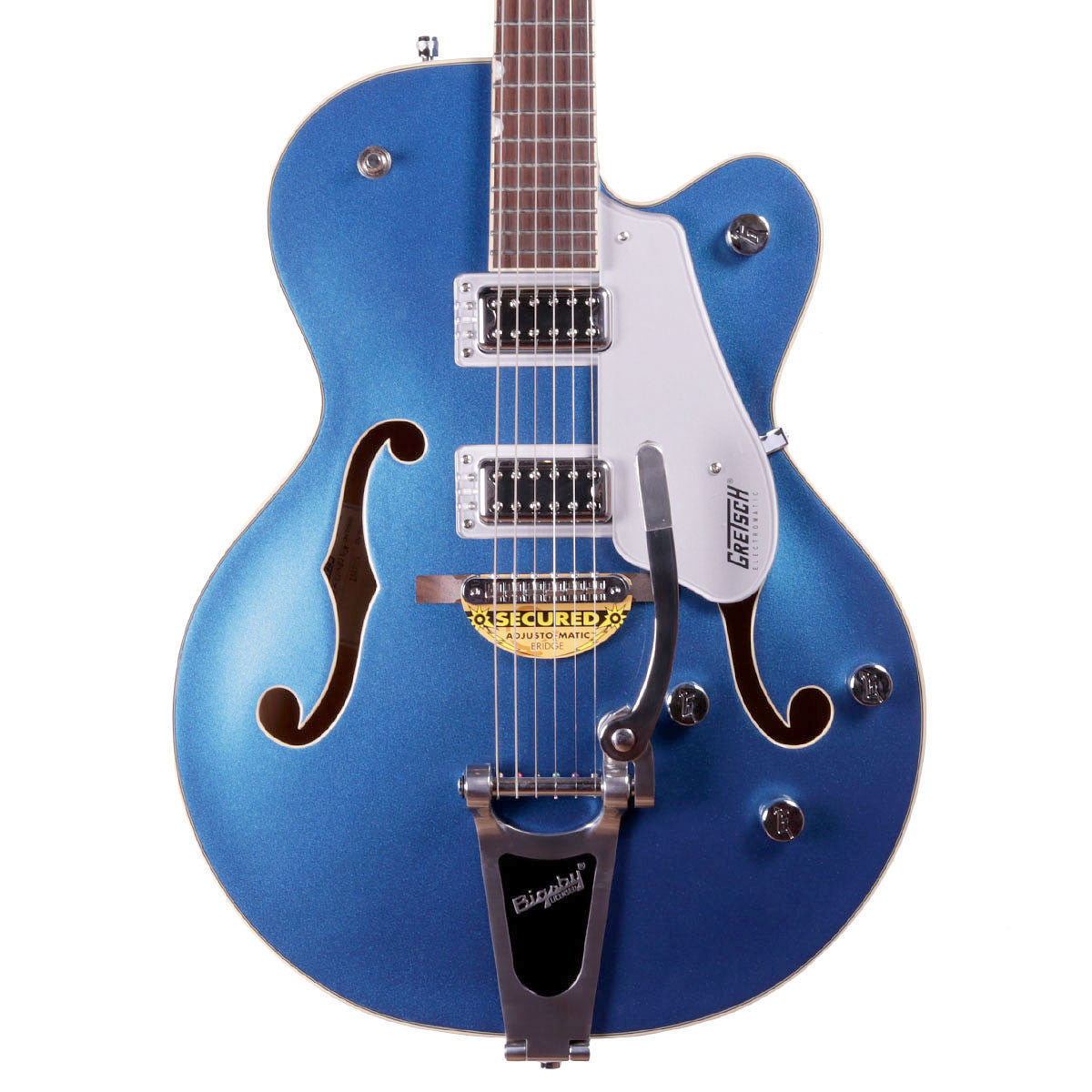 Gretsch G5420T 2016 Electromatic Hollowbody w/Bigsby - Fairlane Blue - Vintage Guitar Boutique - 1