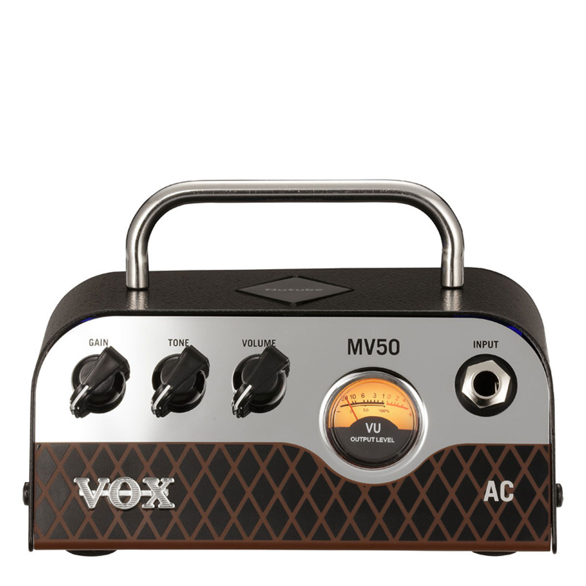 "Vox MV50-AC - 50w miniature valve amplifier - ""AC30"" 