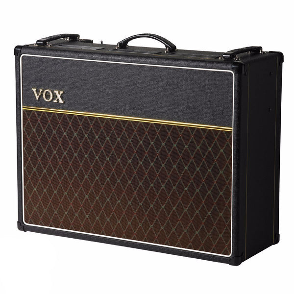 "VOX AC15C1 - Custom Series - 15-watt 1 x 12"""" combo with Celestion G12M Greenback speaker - Vintage Guitar Boutique - 2"