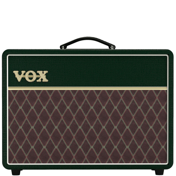 "Vox AC10C1-BRG2 - 10-watt 1 x 10"" combo with Celestion VX10 speaker - Vintage Guitar Boutique"