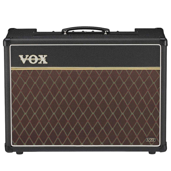 "Vox AC15VR - 15-watt Valve Reactor combo with 1 x 12"""" Celestion VX12 speaker 