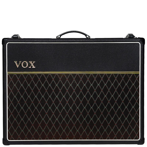 "Vox AC30C2 - Custom Series - 30-watt 2 x 12"""" combo with Celestion G12M Greenback speakers"