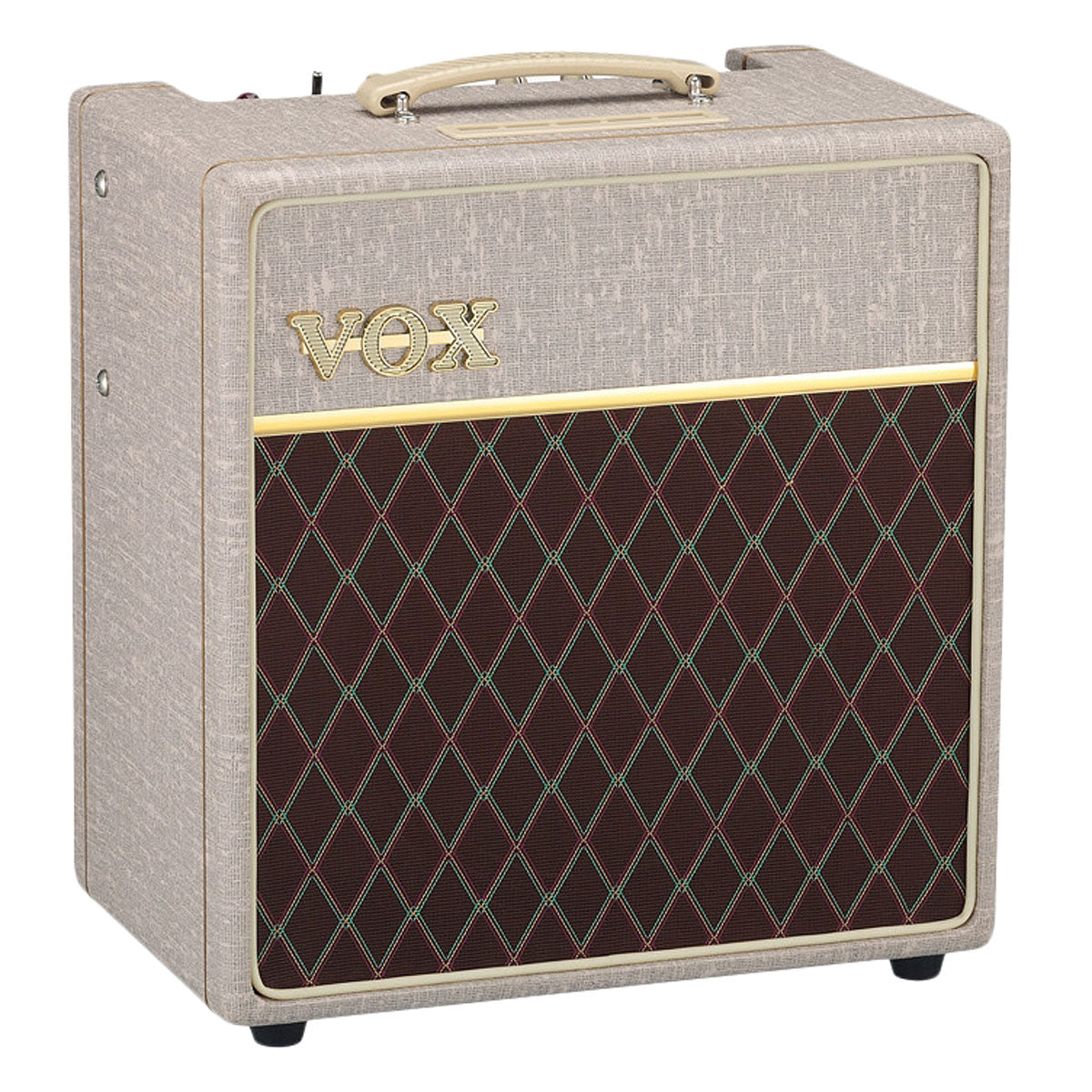 "Vox AC4HW1 - Hand-wired combo, 1 x 12"""" Celestion Greenback speaker, fawn vinyl"