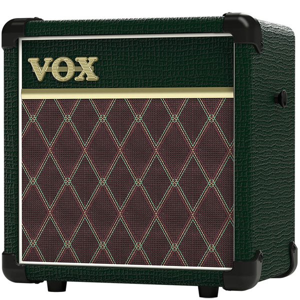 Vox MINI5-RM-BRG2 - 5-watt mains/battery modelling amp with effects and rhythms | Lucky Fret Music Co.