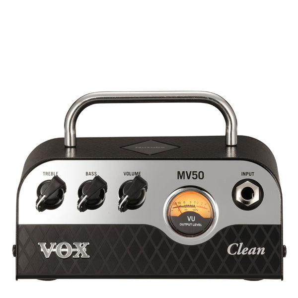 "Vox MV50-CL - 50w miniature valve amplifier - ""Clean"" - Vintage Guitar Boutique"