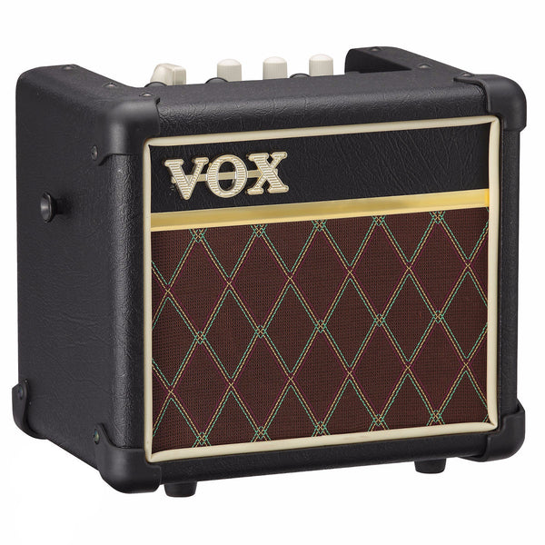 VOX MINI3-G2CL - 3-watt mains/battery modelling amp with effects, Classic finish - Vintage Guitar Boutique - 1