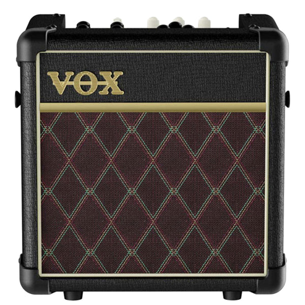 Vox MINI5-RMCL - 5-watt mains/battery modelling amp with effects and rhythms, Classic finish | Lucky Fret Music Co.