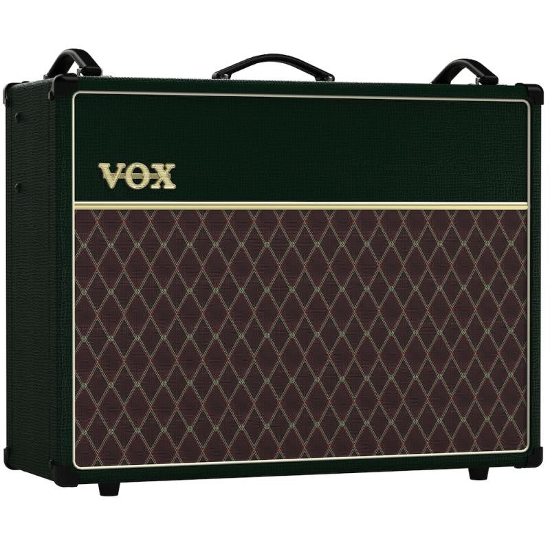 "Vox AC30C2-BRG2 - 30-watt 2 x 12"" combo with Celestion G12M Greenback speakers - Vintage Guitar Boutique"