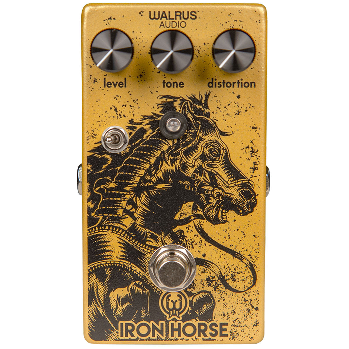 Walrus Audio Ironhorse V2 Distortion | Lucky Fret Music Co.