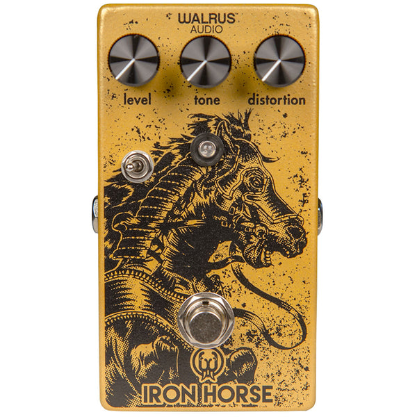 Walrus Audio Ironhorse V2 Distortion