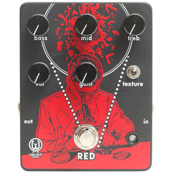 Walrus Audio Red High Gain Distortion