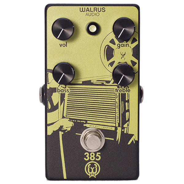 Walrus Audio 385 Overdrive | Lucky Fret Music Co.