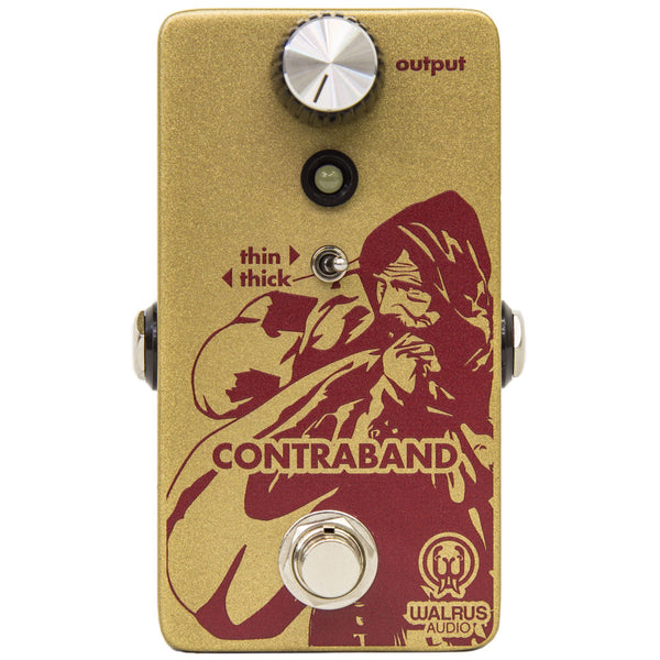 Walrus Audio Contraband Fuzz | Lucky Fret Music Co.