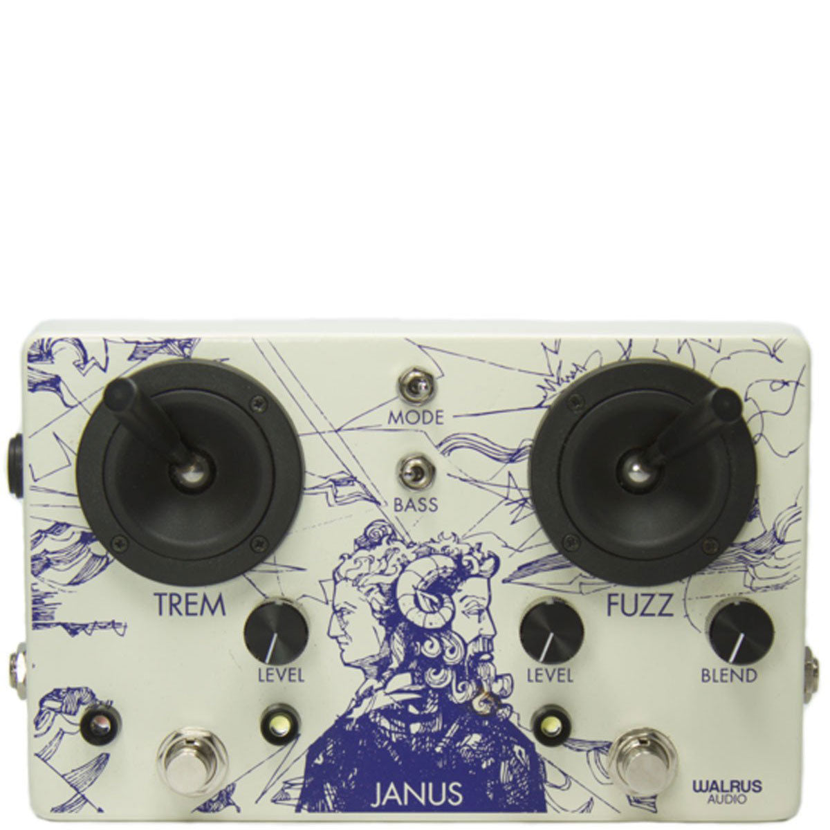 Walrus Audio Janus Fuzz Tremelo | Lucky Fret Music Co.