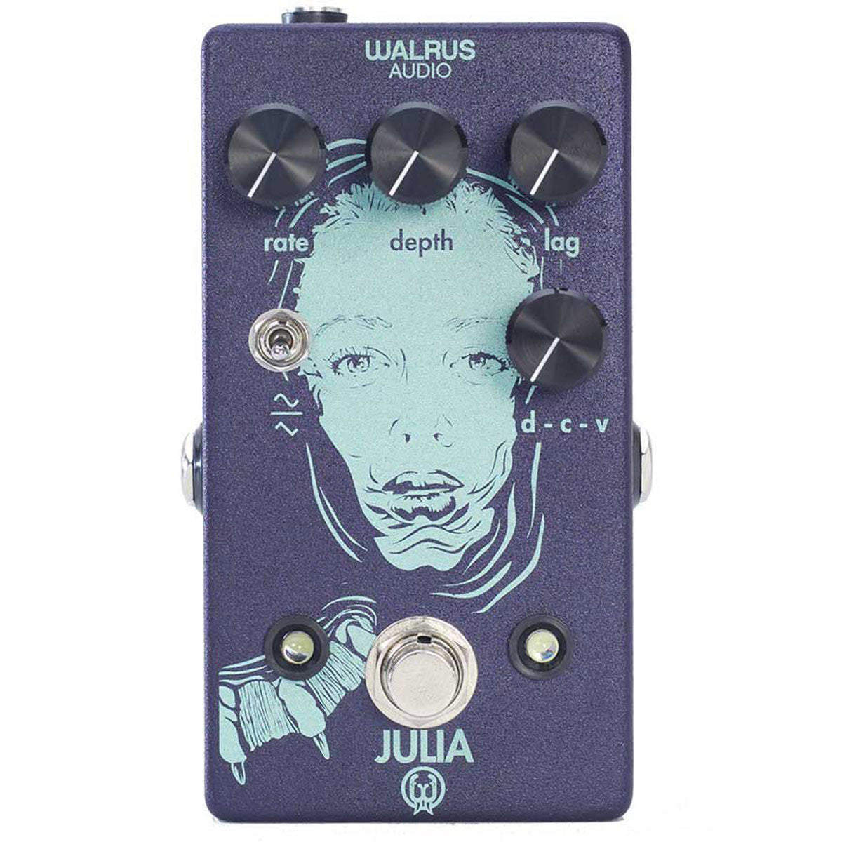 Walrus Audio Julia Chorus | Lucky Fret Music Co.