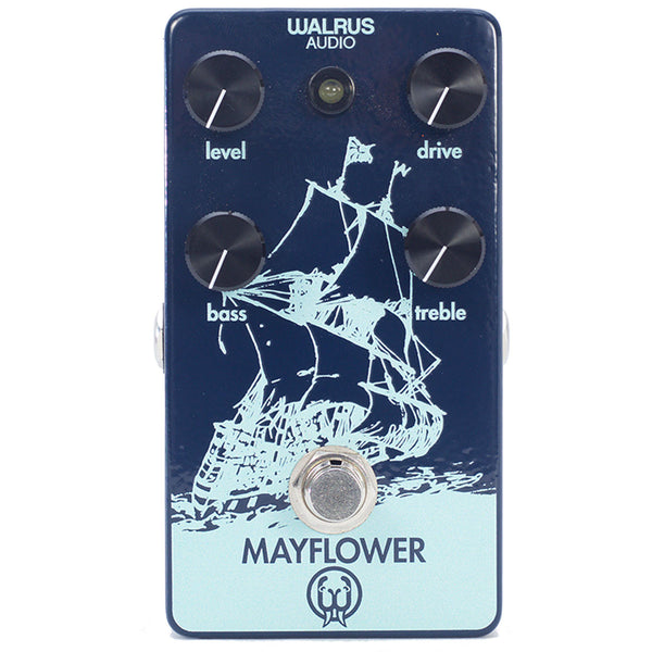 Walrus Audio Mayflower Overdrive | Lucky Fret Music Co.