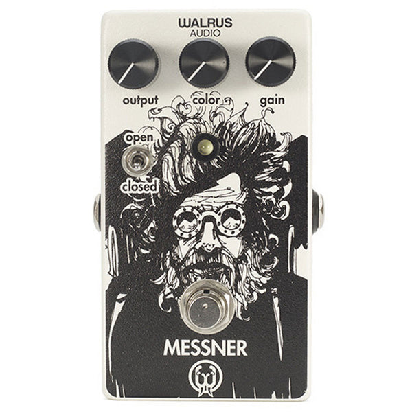 Walrus Audio Messner Overdrive | Lucky Fret Music Co.