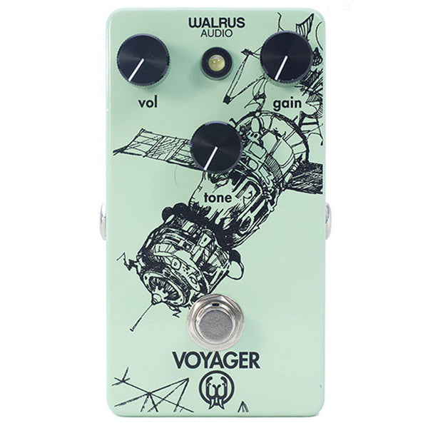 Walrus Audio - VOYAGER - Overdrive - Vintage Guitar Boutique