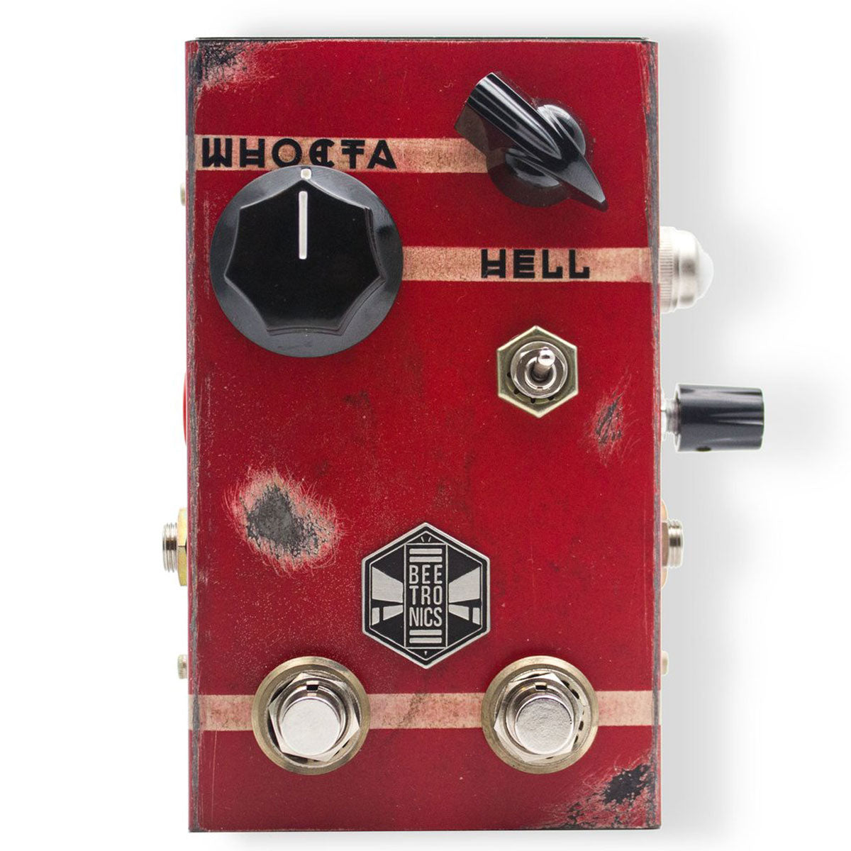 Beetronics Whoctahell - Low Octave Fuzz | Lucky Fret Music Co.