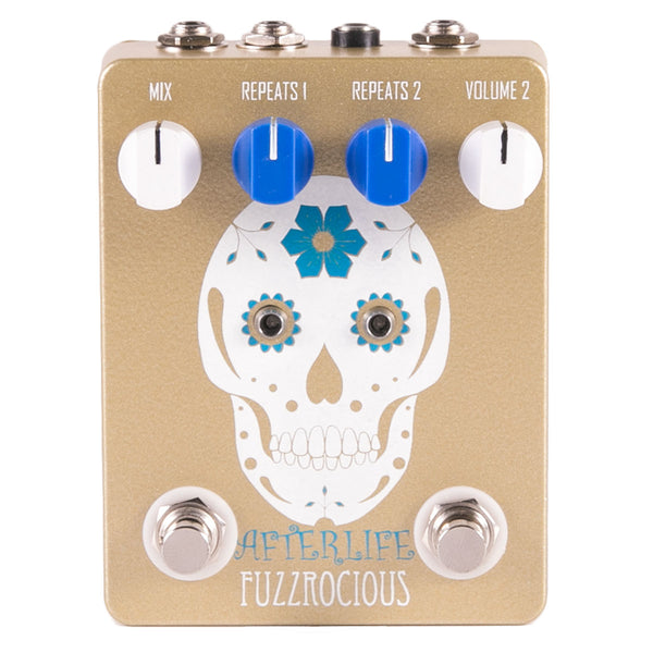 Fuzzrocious Pedals Afterlife Reverb | Lucky Fret Music Co.