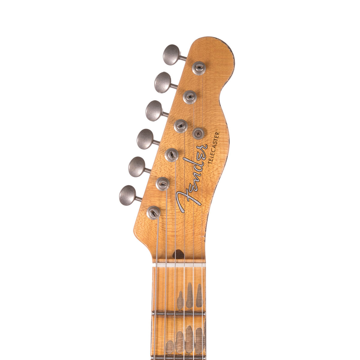 Fender Custom Shop - 1953 Heavy Relic Telecaster - Aged Copper