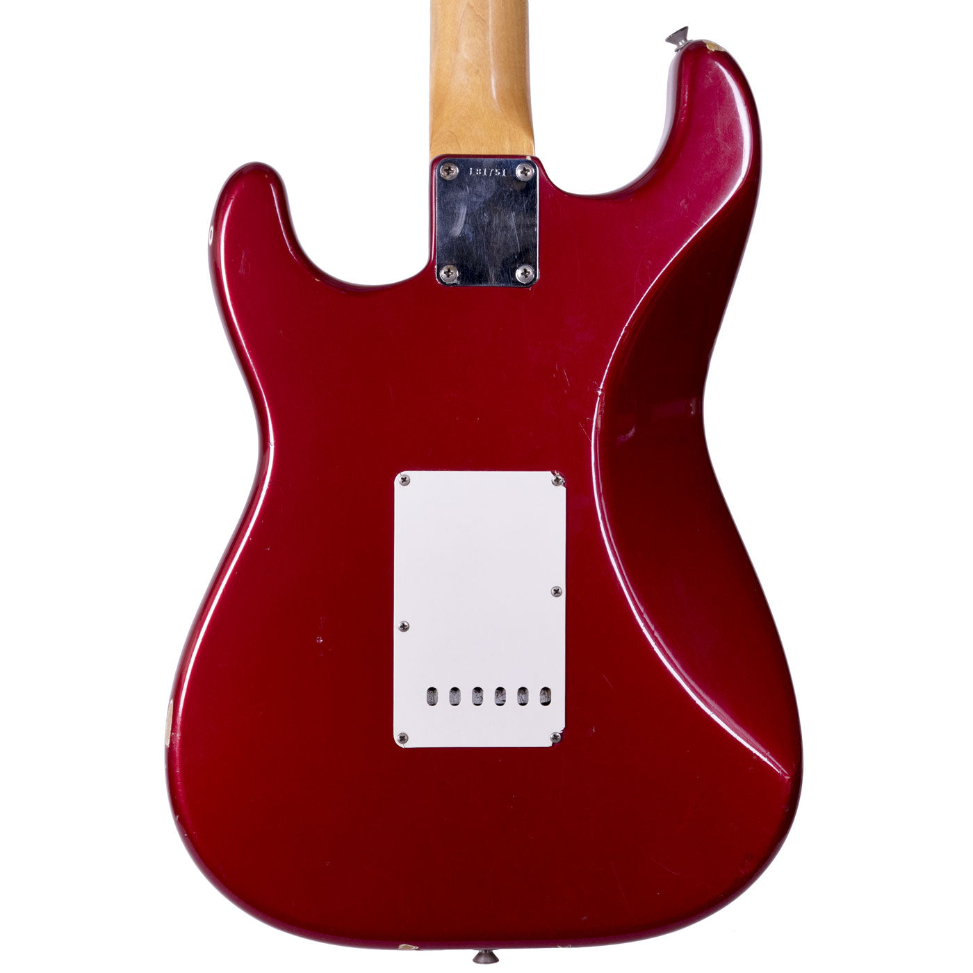 1965 Fender Stratocaster - Candy Apple Red