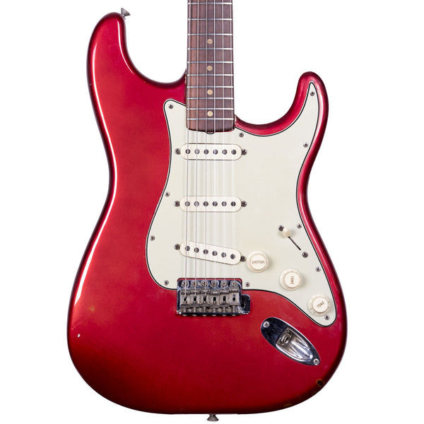 1964 Fender Stratocaster - Candy Apple Red