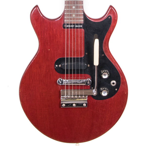 1965 Gibson Melody Maker - Cherry