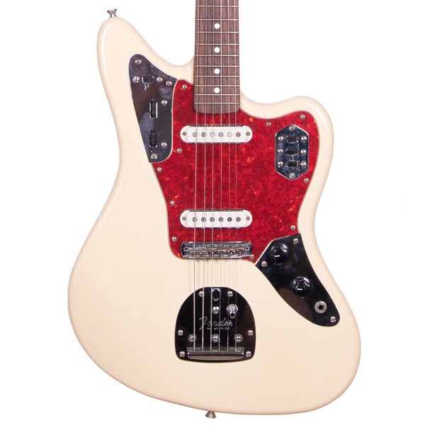 1997-2000 Fender Japan CIJ '66 Reissue Jaguar - Olympic White