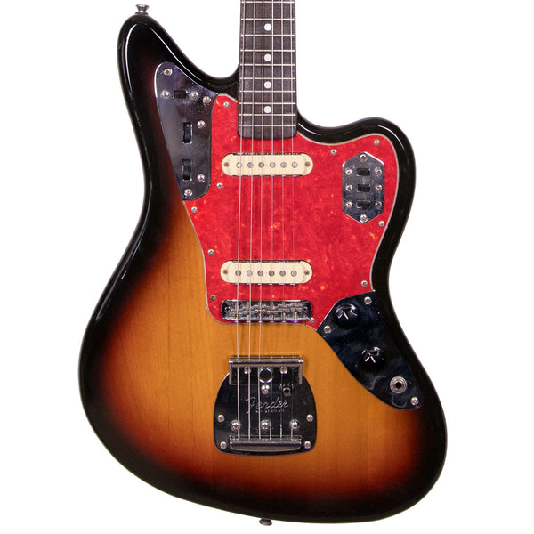 1996/97 Fender Japan Jaguar - Sunburst