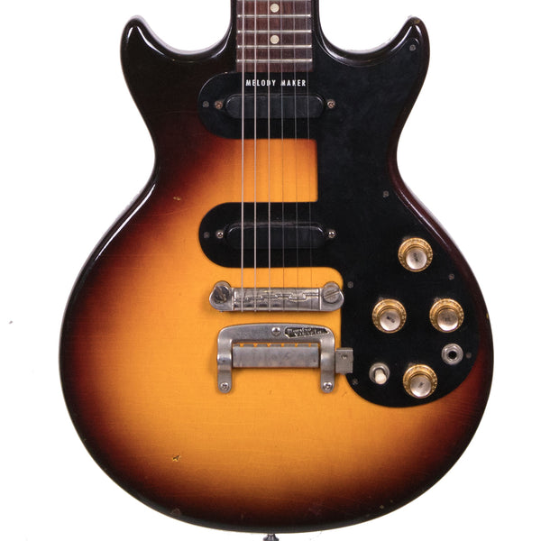 1963 Gibson Melody Maker D - Sunburst