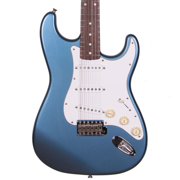 2007-2010 Fender Japan Stratocaster ST62-TX, Old Lake Placid Blue