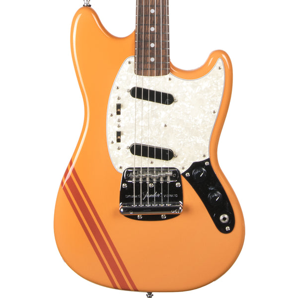 2007 - 2008 Fender Japan '69 Mustang MG69, Competition Orange
