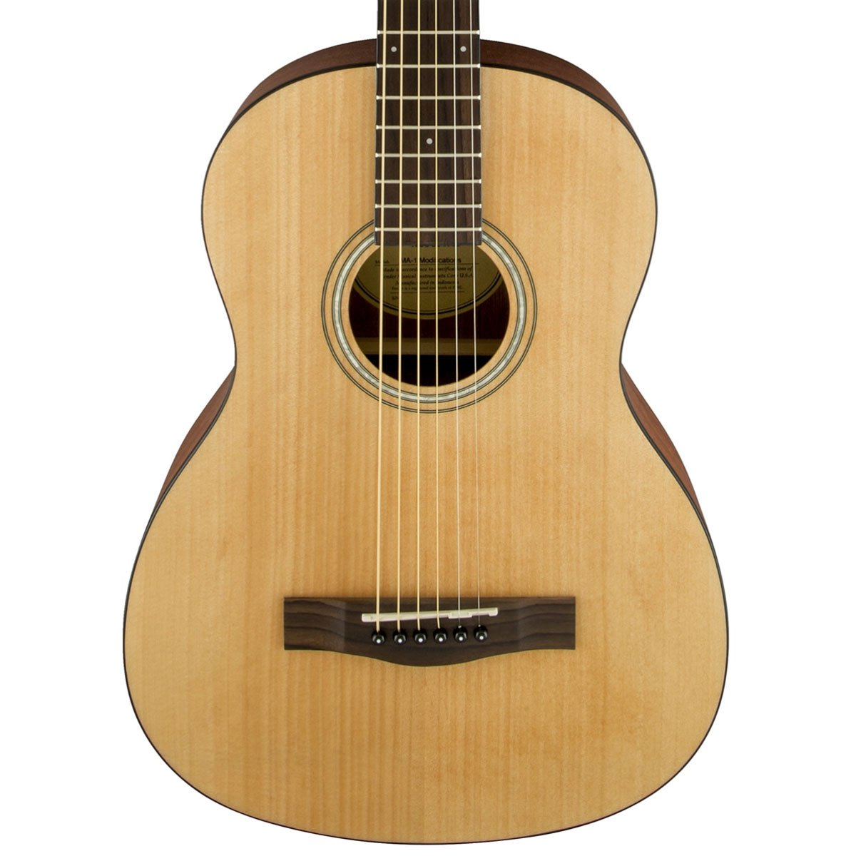 Fender FA-15 Steel String 3/4 Size Acoustic Guitar | Lucky Fret Music Co.