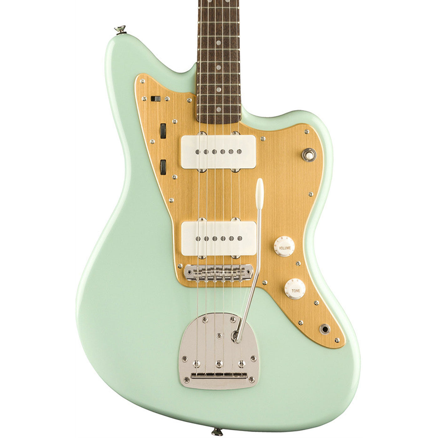Squier Classic Vibe Limited Edition FSR '60s Jazzmaster, Anodised Guard, Surf Green