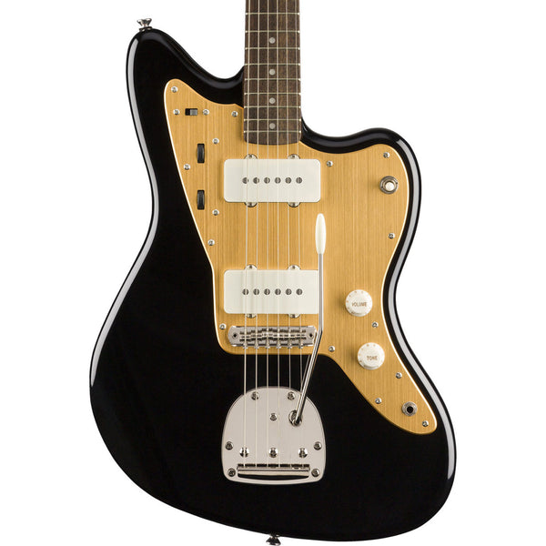 Squier Classic Vibe Limited Edition FSR '60s Jazzmaster, Anodised Guard, Black
