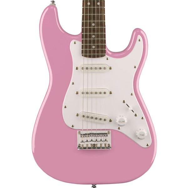 Squier Mini Strat V2 - Pink