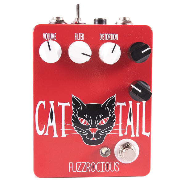 Fuzzrocious Pedals Cat Tail Overdrive Distortion Standard | Lucky Fret Music Co.