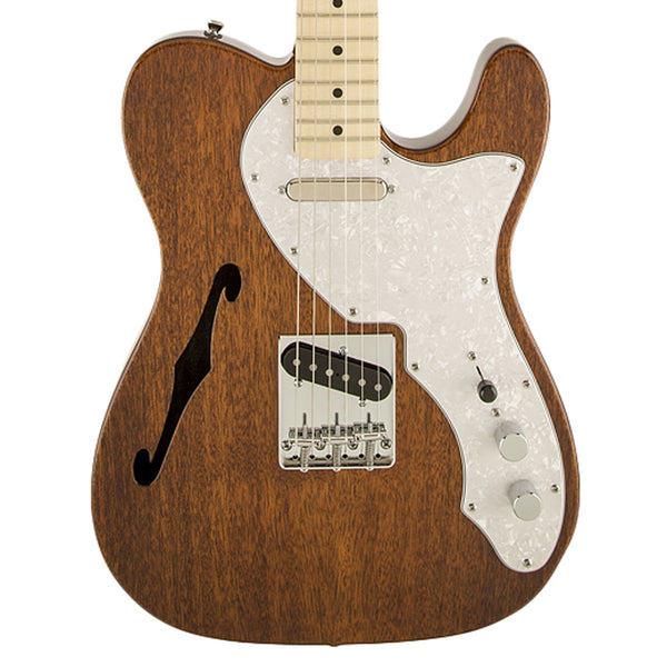 Squier Classic Vibe Telecaster® Thinline, Maple Fingerboard - Natural | Lucky Fret Music Co.