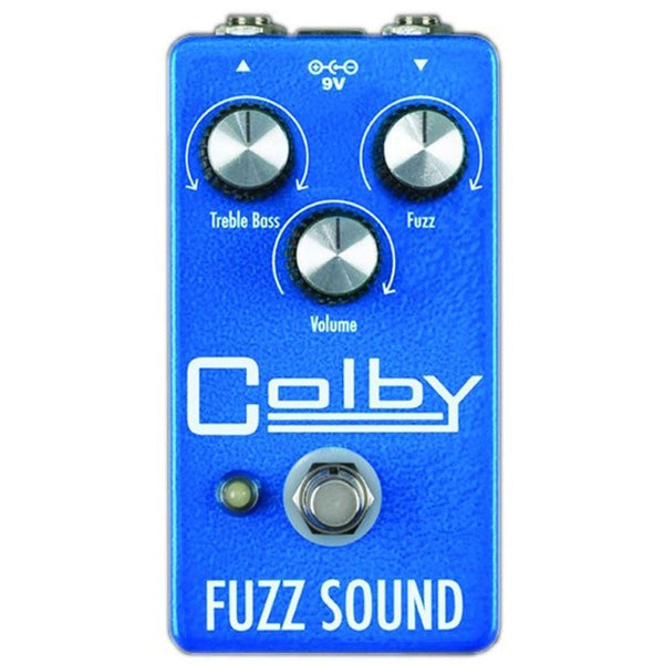 Earthquaker Devices - Colby Fuzz Sound